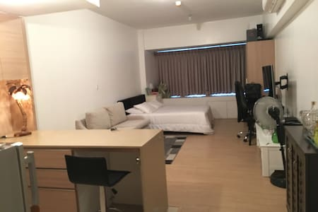 Big Studio at One Shangrila Place - Appartement