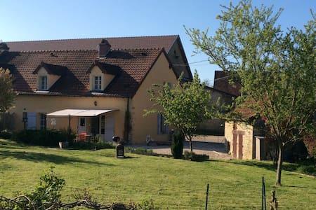 Maison au calme au cœur de la Bourgogne - Grosbois-en-Montagne - 独立屋