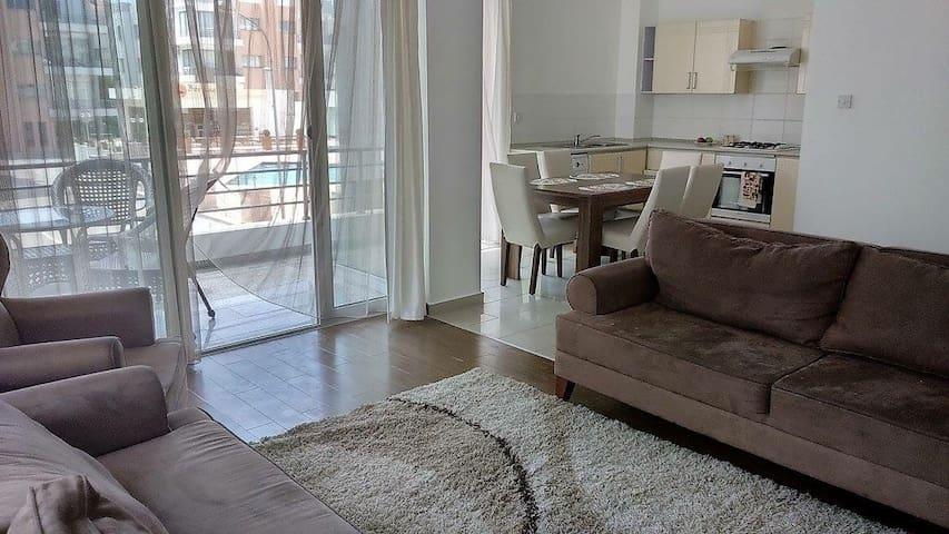Comfortable flat in Girne