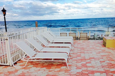 Waterfront Seasonal Rental - Hillsboro Beach