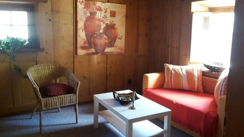 Kultur Hof Salouf - Salouf - Casa