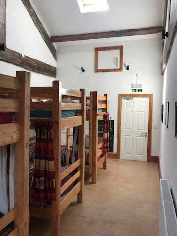 Holifield Hostel - Dorm 2, Bed 2