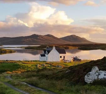 MacQuarrie House - North Uist