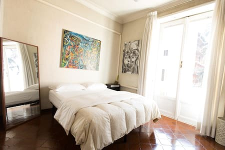 Private room in Coliseum neighborhood - Roma - Apartment