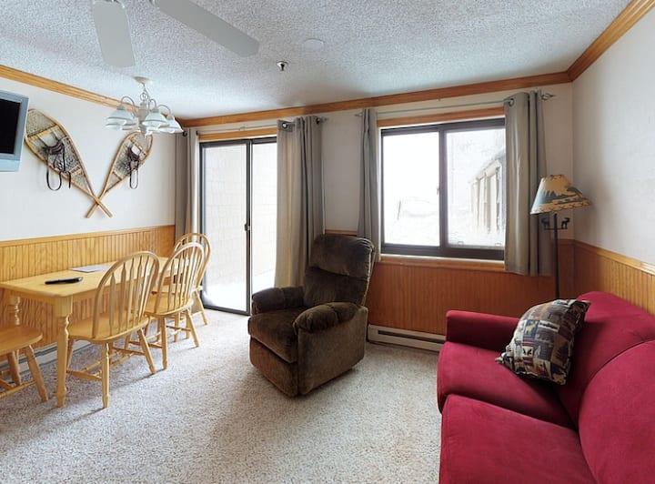 ML 147 1st Floor 1 BR / 1 BA Ski In/Ski Out