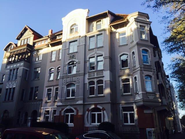 Cosy flat/ schöne Whg in H-List - ハノーファー - アパート