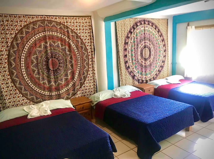 Colibri Hotel, Beach Breeze room A, Mayto