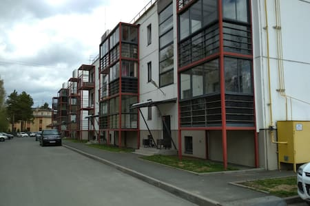 Rent a cozy apartment near Lake Onega