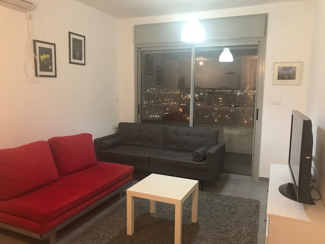 2 room Apt. in a new building