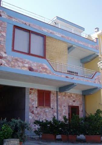 Casa vacanze Catalpietro - appartamento Orchidea
