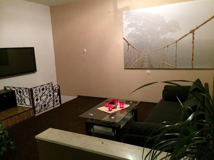 Apartment-Eigenes Badezimmer-Comfort Apartment