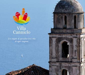 VILLA CANNICLO - Pollica - Villa