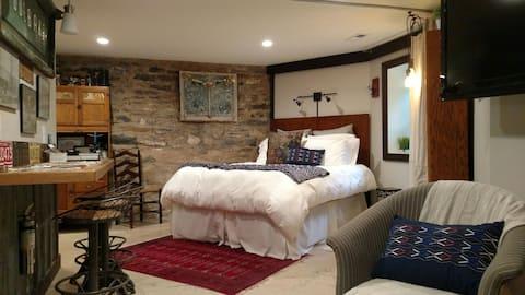 *Luxury, Style | Spa Bathroom | Garden Setting