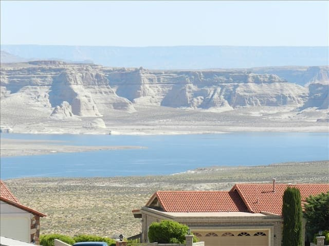 Million Dollar View 5 Minutes from Lake Powell!!