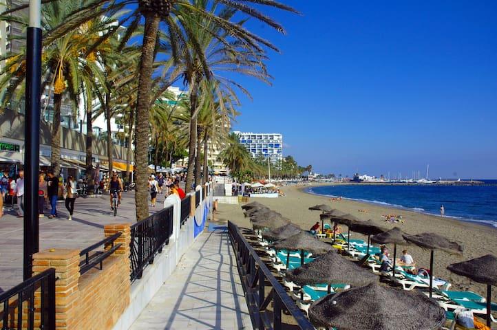 Cosy apartment in the centre of Marbella