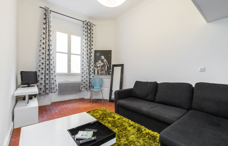 Cosy & Central 1 Bdr - 5 min walking to the Palais