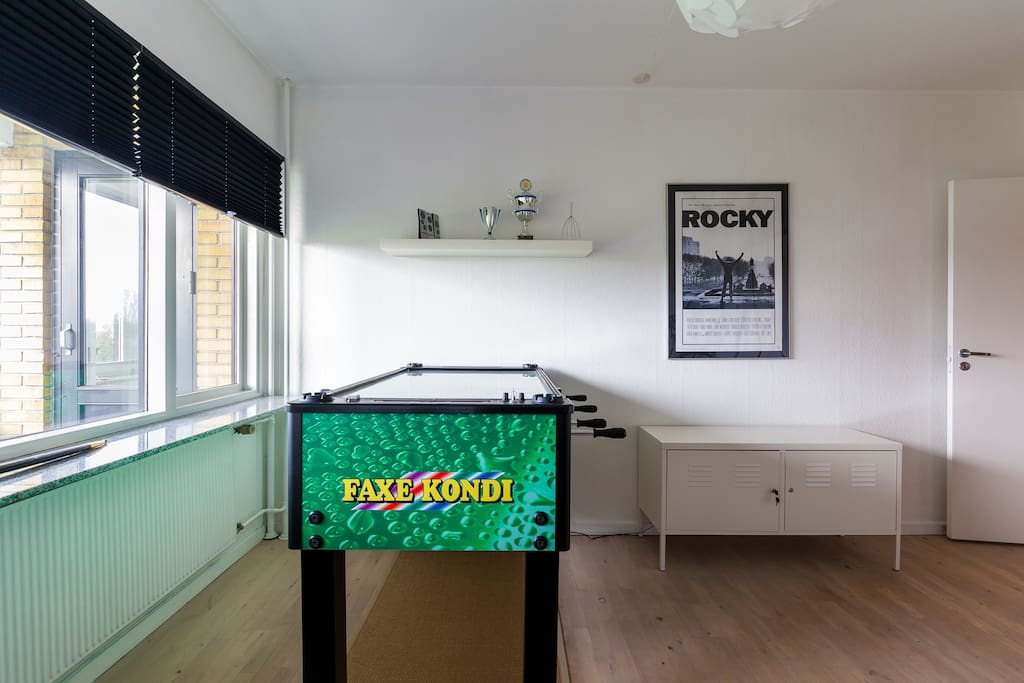 The room you are renting