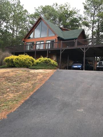 My mountain dream home !