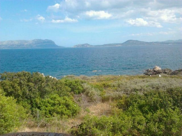 Villetta Sardegna -Costa Smeralda - กอลโฟ อรันซี - บ้าน
