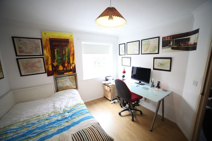 The Long Stay Map Room - Nottingham - Wohnung