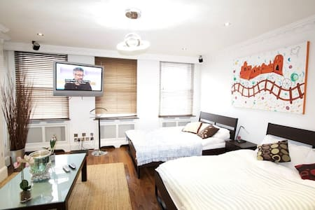 Beautiful Central 7 bedroom Townhouse - London