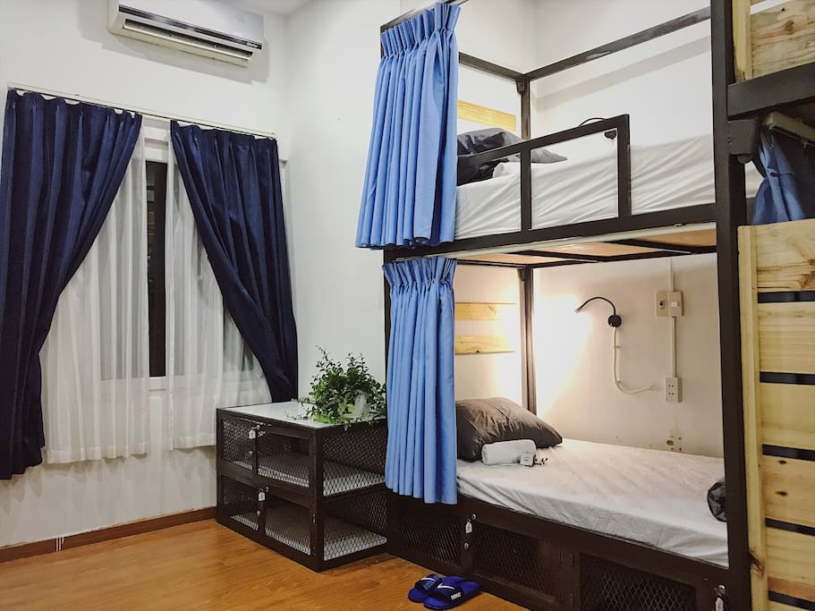 ToTo Hostel - Bed in 8-Bed Female Dorminitory room