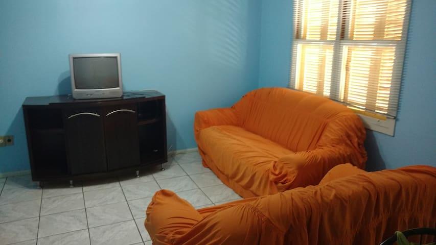 Apto mobiliado/centro São Leopoldo - São Leopoldo - Apartament