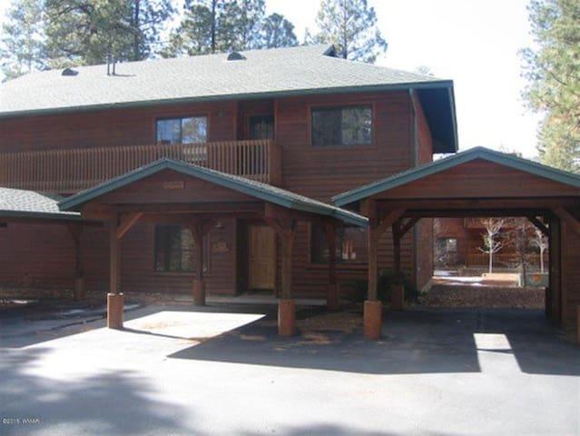 Cozy Cabin Condo in Pinetop - Navajo County - Kondominium