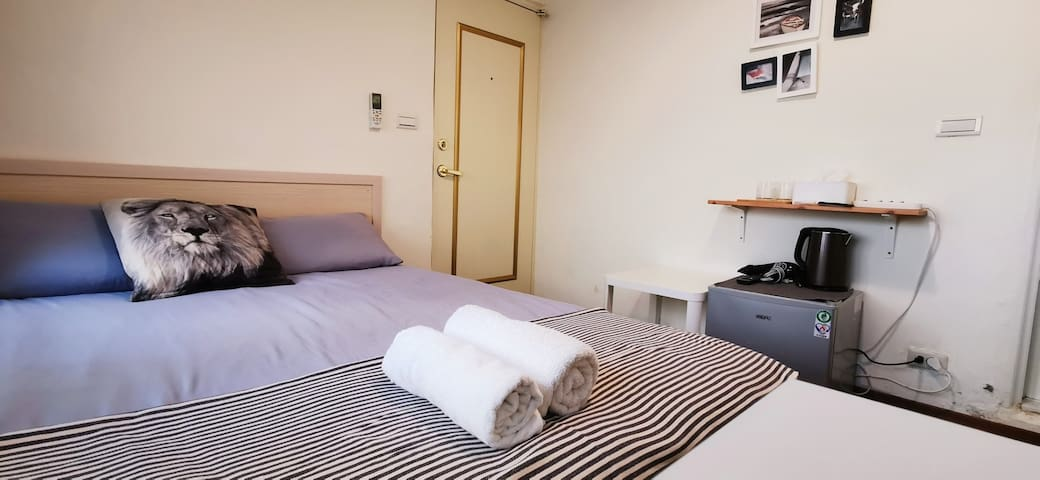 NO.6™ | Room 401 | Ximen shopping | MRT 3~4min