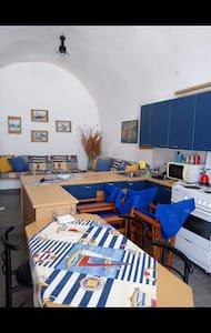 Cykladic house Kalamiotissa in Anafi