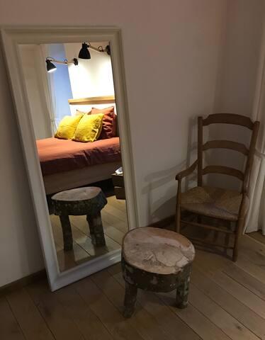 Chambre à la ferme