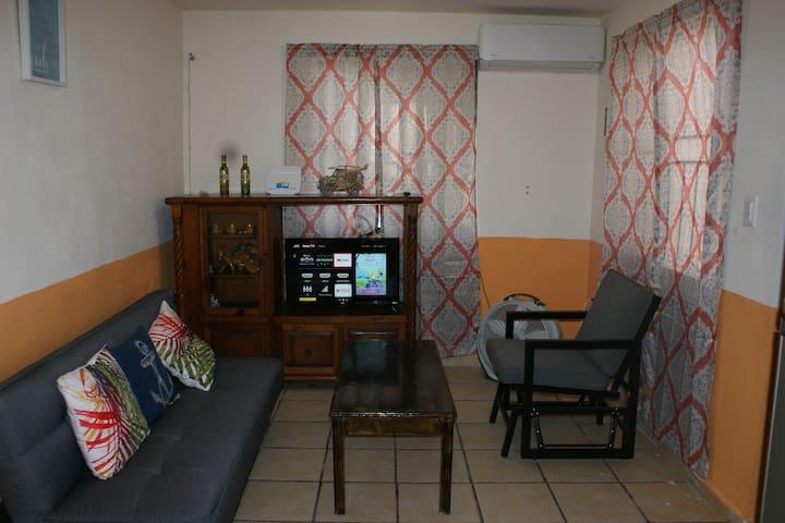Casa cerca de la playa Cd. Madero