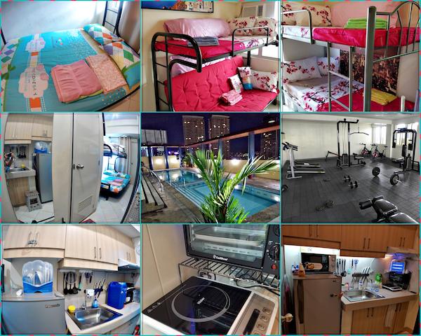 StudioUnit@40th Flr w/ WIFI, gym&pool ~LJ's Place