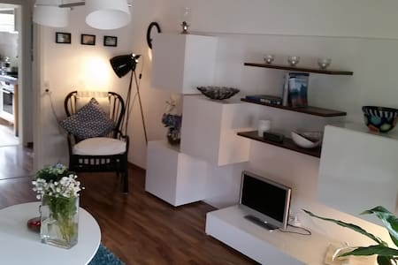 cosy and stylish three room apartment close Basel - Grenzach-Wyhlen