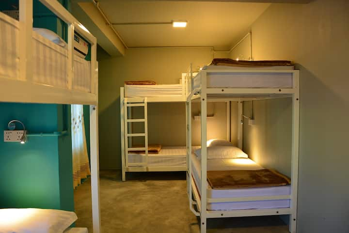 Downtown Mandalay 8 Bed Mixed Dorm