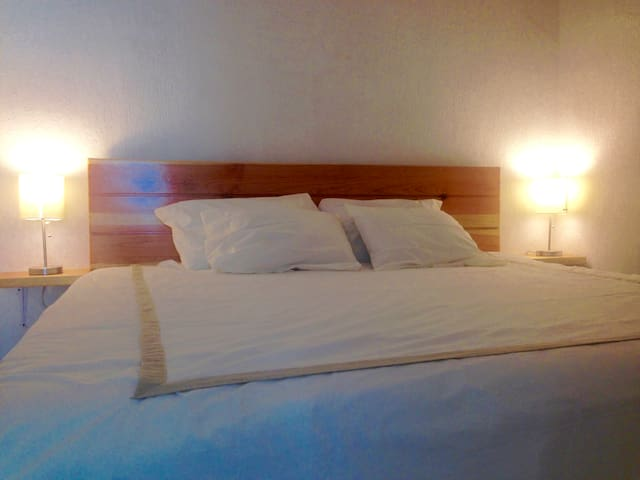 POLIFORUM 3 Bed RooM 3 guests  ¡Safe & Clean!