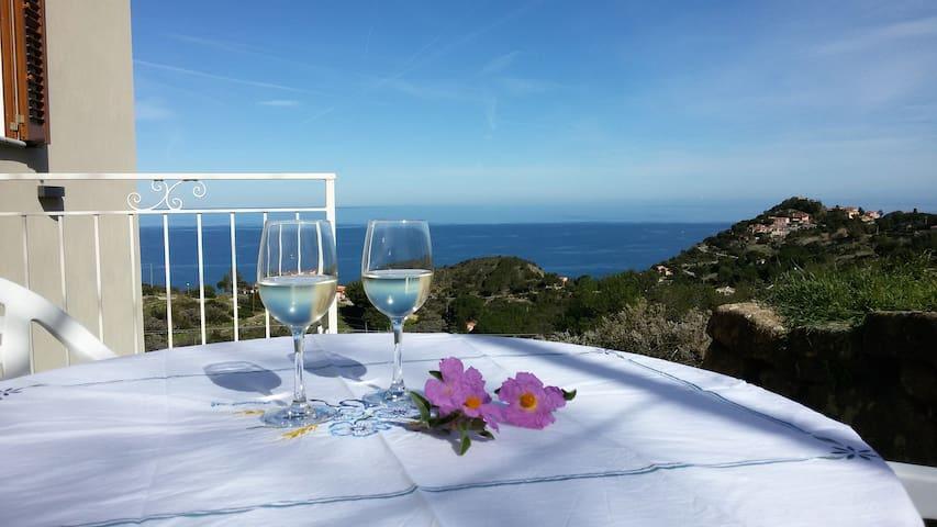 Isola d' Elba Appartamento Nature il Colle x2 - Colle D'orano - Apartment