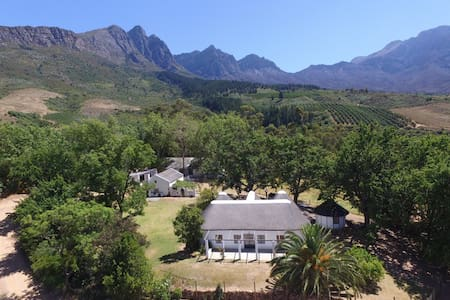 Fisaasbos se Huis - Tulbagh - House