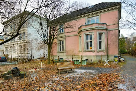 Charming private home with shared bathroom - Oslo - Villa - 2