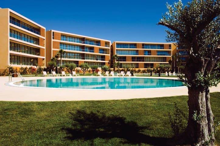 Apartamento T2 de luxo a 2m da praia - Гия - Квартира