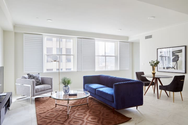Sonder | Canal Street | Relaxed 1BR + Gym