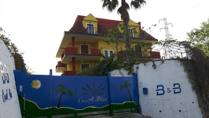 Coral blue appartamento
