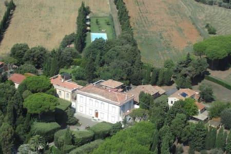 """Villa le Case Nouve """"Camera Verde"""" - Rosignano marittimo - วิลล่า"""
