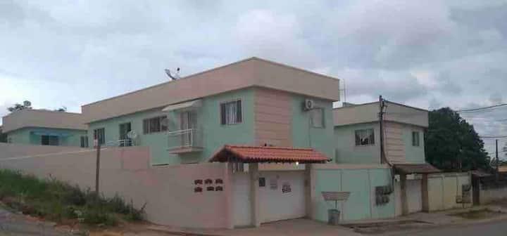 Apto inteiro - 5 camas  A sua casa em R.O/RJ