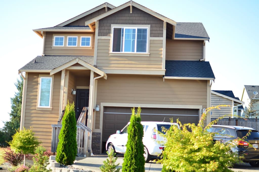 Two Bedrooms With Private Bathroom Houses For Rent In Kent Washington United States