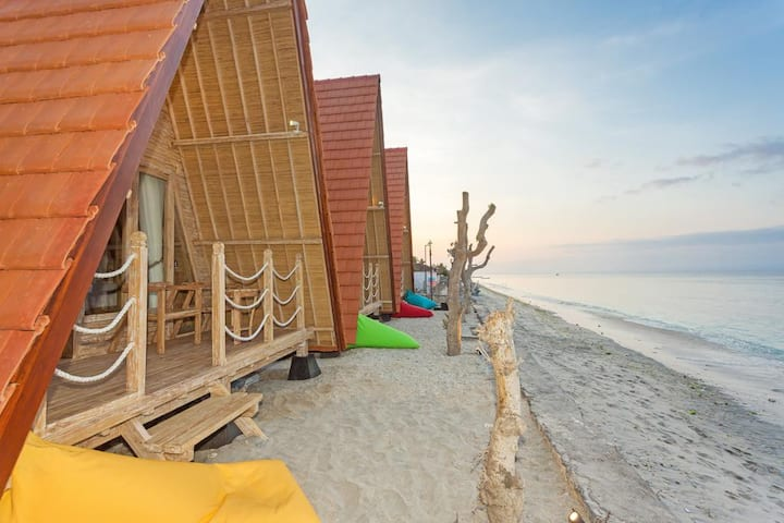 Double Room 4 Adult Beach SUn2 Nusa Penida Bali