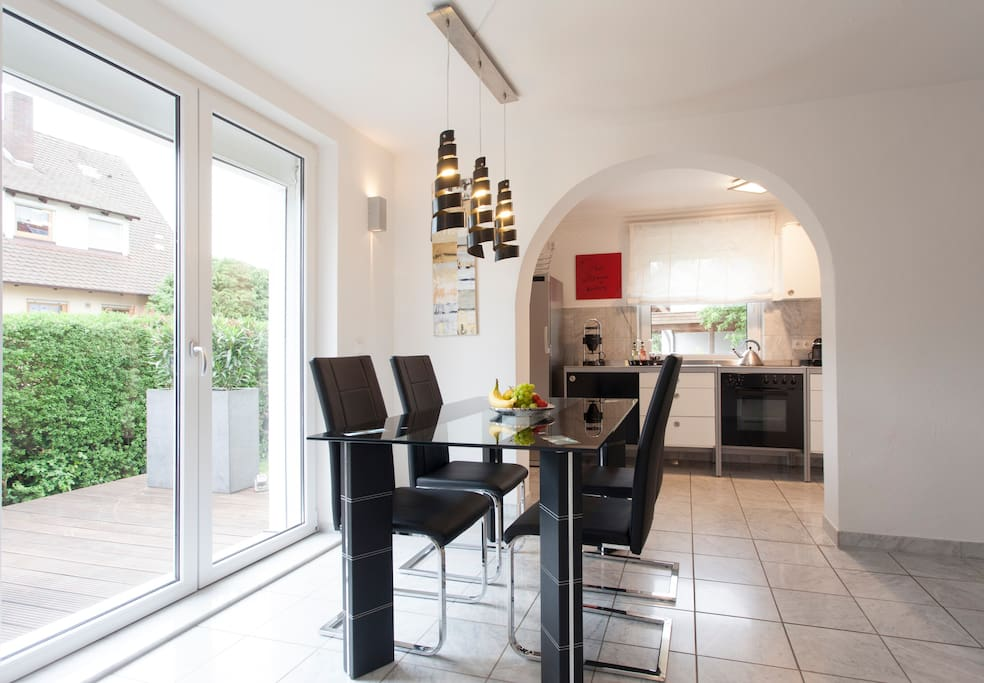 Modernes haus messezentrum n he houses for rent in for Modernes haus bayern