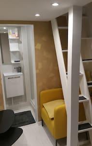 Studio-Mezzanine - Paris - Apartment