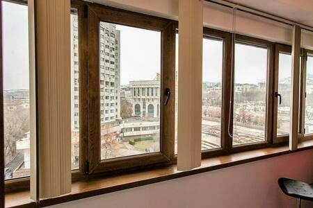 Luxury apartment in Almaty - Алматы