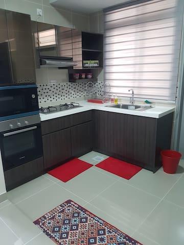 KASTURI HOMESTAY, TAMARA RESIDENCE  PUTRAJAYA - Putrajaya - Daire